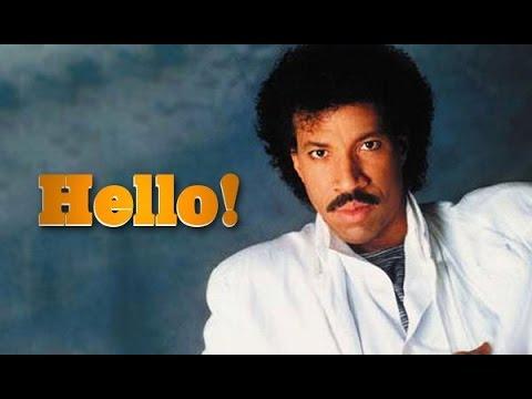 Hello (Lionel Richie song)
