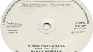 Black Gorilla Gimme Dat Banana 1977