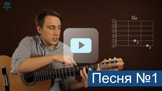 Песня №1 The cranberries - Zombie Уроки на гитаре с нуля для начинающих !