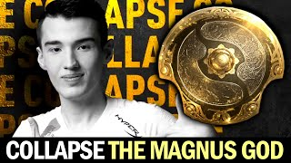 COLLAPSE the Magnus GOD Pęrspective — How He Outplayed Everyone on TI10