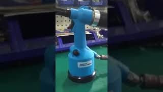 팝너트공구 인서트툴 작업 동영상