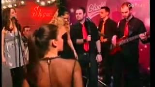 Natasa Bekvalac - Nikotin - Ami G Show - (TV Pink 2008)