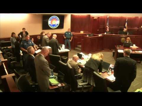 Colorado Cinema Massacre Suspect In Court