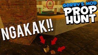 Download Video NGAKAK! DIA GAK LIAT DONG WKWK - Gmod Prop Hunt Indonesia MP3 3GP MP4