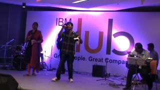 Ennai Konjam Matri Song from Kaaka Kaaka - IBM Winter Fest 2014