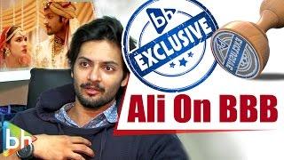 Ali Fazal FULL EXCLUSIVE Interview | Bang Baaja Baarat