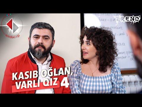 Kasıb Oğlan, Varlı Qız 4 | Varlı kasıb məclisində
