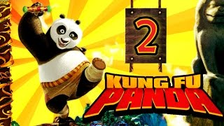 Kung Fu Panda Walkthrough Part 2 No Commentary (X360, PS3, PS2, Wii)