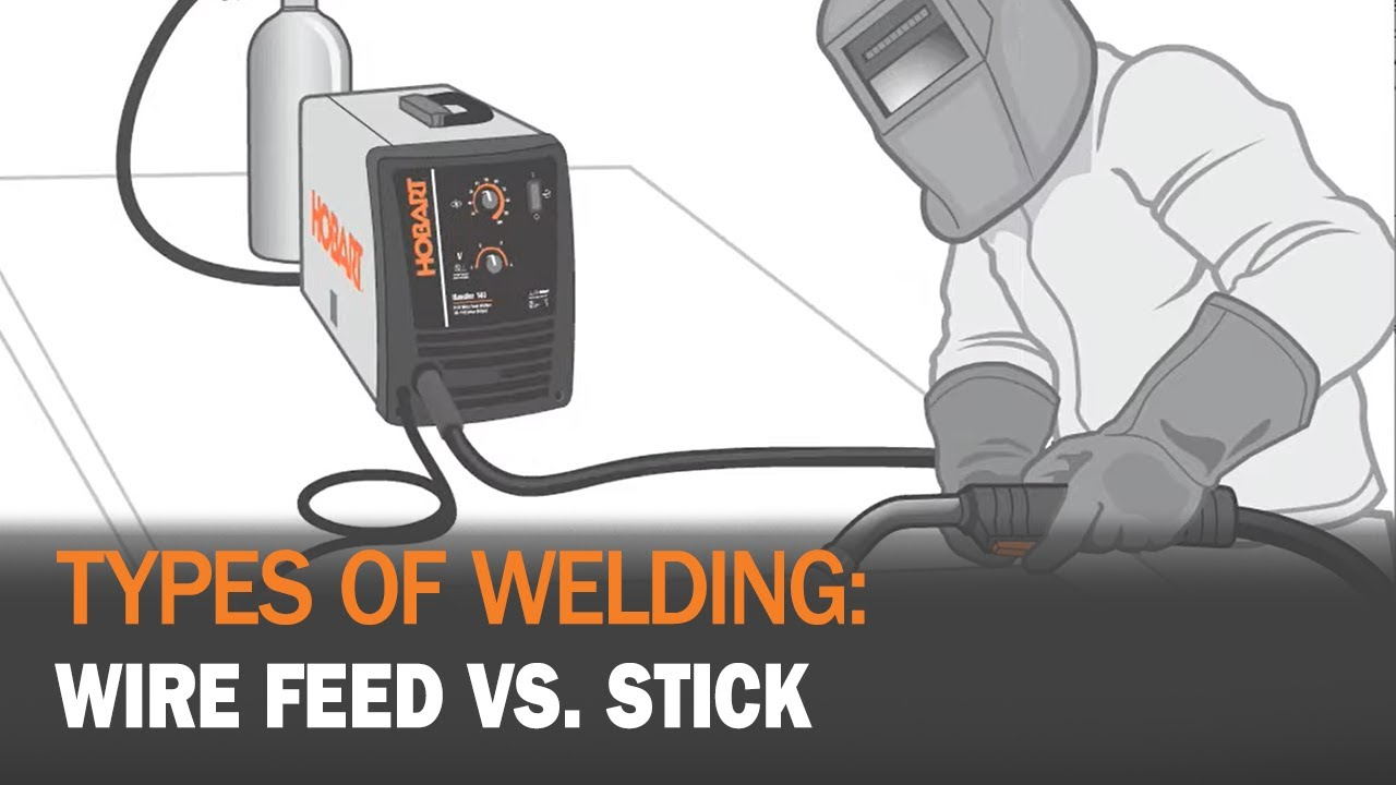 Types of Welding YouTube