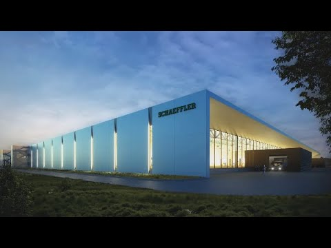 Factory for tomorrow [Schaeffler]