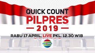SAKSIKAN! Quick Count Pilpres 2019 Hanya di Indosiar! - 17 April 2019