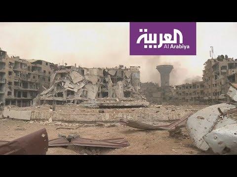 سباق روسي إيراني على مشاريع إعمار سوريا  - نشر قبل 2 ساعة