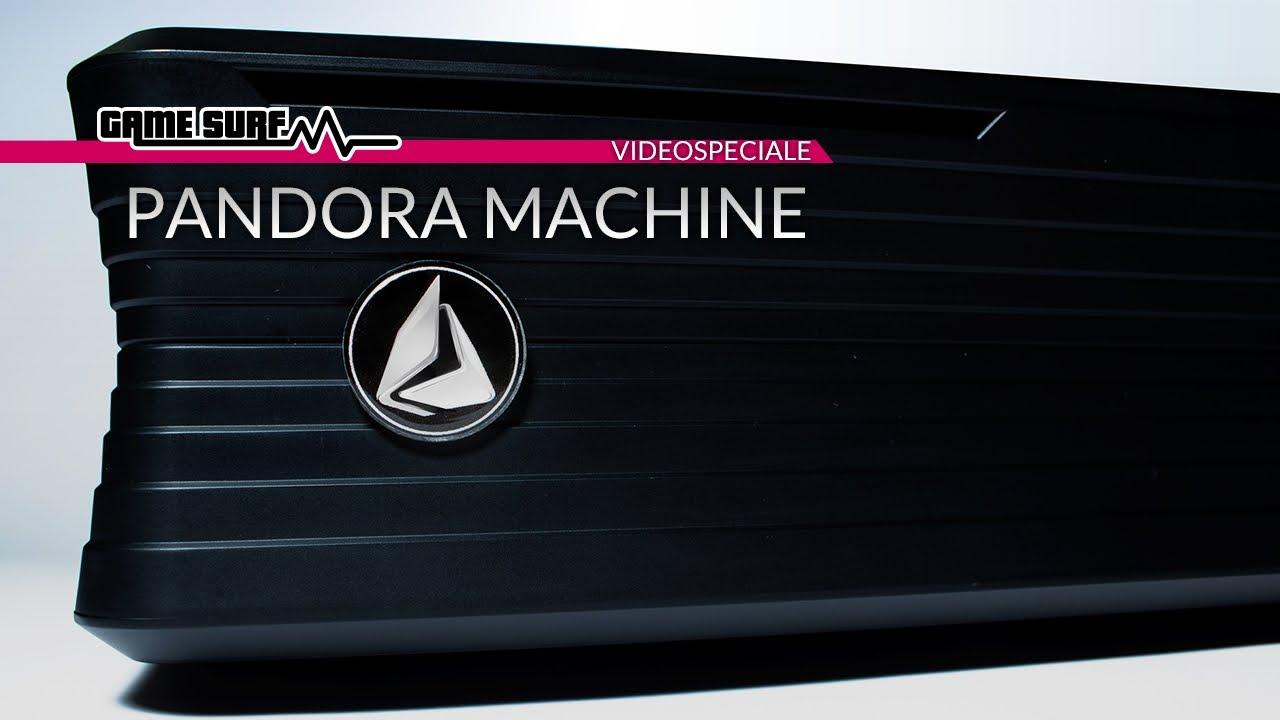 pandora machine