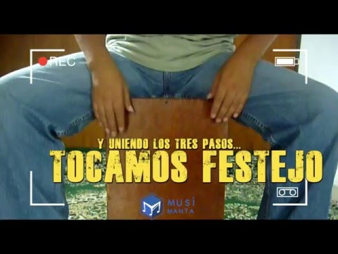Vamos tocar un Festejo con este tutorial de Cajón Peruano