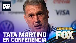 Selección Mexicana: Gerardo Martino ratifica a Raúl Jiménez
