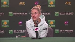 Angelique Kerber Post-Final Match Interview