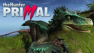 FIRST RAPTOR KILL ★ The Hunter: Primal (1)