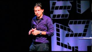 TEDxRotterdam - Rob Wijnberg - The Unknow will lead the future