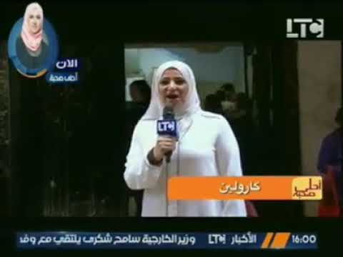 An Egyptian TV channel report (part 1) about the work of St. Anthony