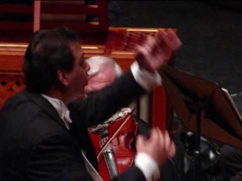 Telemann: Recorder suite in A minor, 6. Passepied 1- 2. Moisés Sánchez Ross