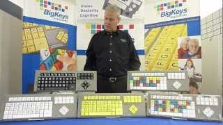 BigKeys Keyboard Product Overview