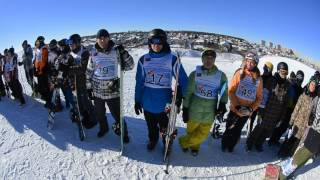 Соревнования по зимним видам спорта  Тамбов  11 02 2017 mp3