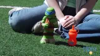 Teenage Mutant Ninja Turtles Action Bubble Blower from Little Kids, Inc.