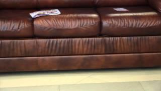 видео Особенности кожаной мебели