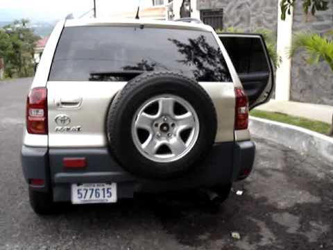Video Toyota Rav 4, 2005.MPG