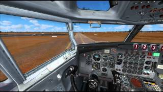 Boeing 707 Multi Crew Experience Triple Crewed! FTX Australia & Doppler Navigation Tutorial