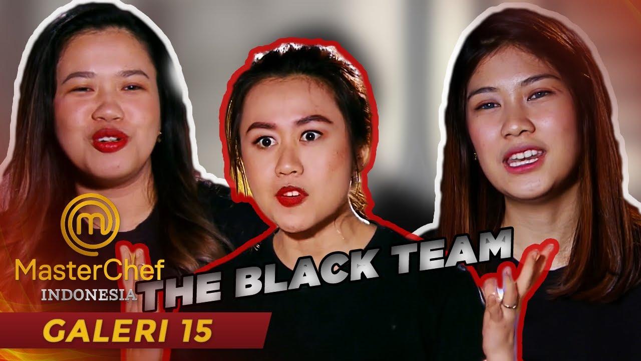 MASTERCHEF INDONESIA - PERTARUNGAN DIMULAI!!! Black Team Memperlihatkan Skill | Galeri 15