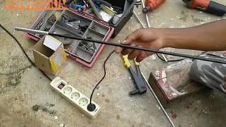 membuat lilitan antena G7