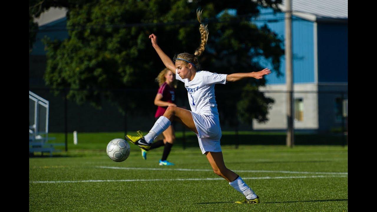 Ella Kirk High School Soccer Highlight Video Fall 2014 ...