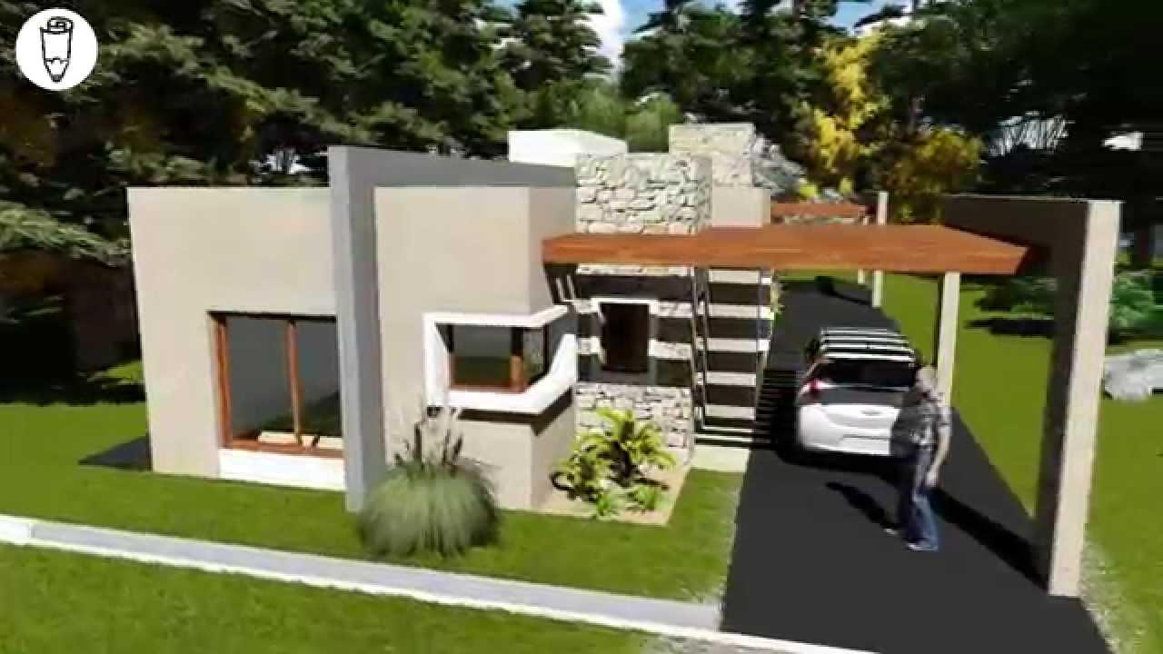 Planos de casas brisa marina youtube for Planos de casas youtube