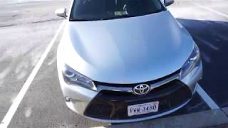 Авто из США. 2017 Toyota Camry -Что За Тачка?