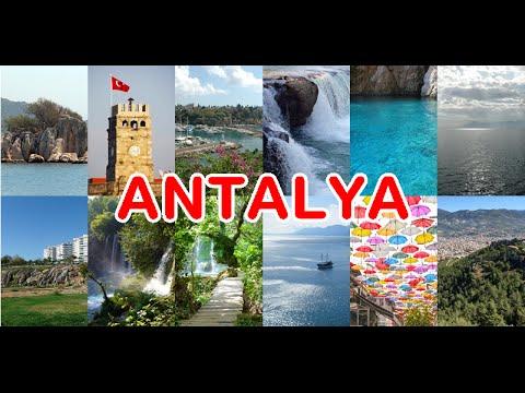 Antalya Travel Guide - Antalya Teaser