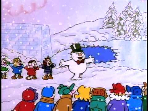Christmas Classic Frosty Returns Let There Be Snow Part 2