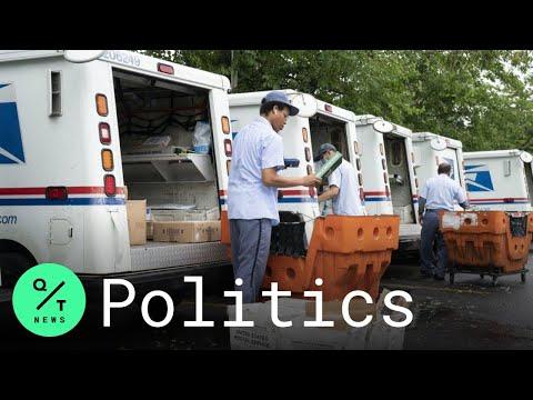 LIVE: Federal Judge Blocks U.S. Postal Service Changes That Slowed Mail | Happening Today