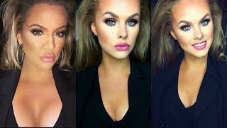 Baixar ♡Khloe Kardashian Inspired Makeup look♡