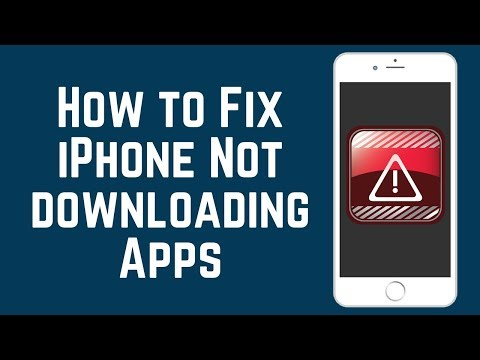 IPhone Won't Download Apps? Try These 9 Easy Fixes! - IOS 11 (2018)