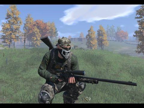H1z1 Skin Showcase Predator Sniper Set Skins Youtube