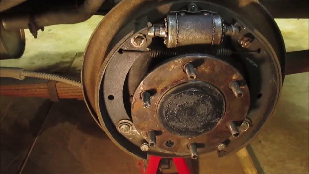 1949 Chevy 3100 preventative maintenance  YouTube