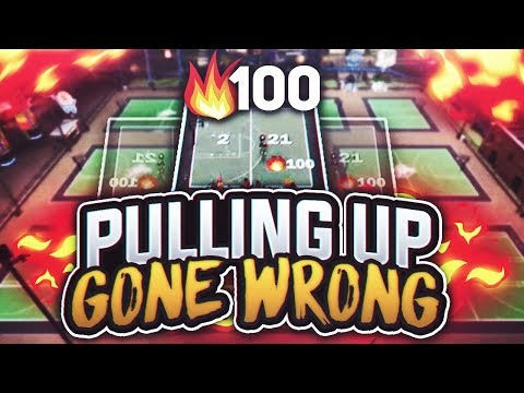 (PULLING UP GONE WRONG) GAME OF THE YEAR 🔥 • PLAYING AGAINST A 100 GAME WINSTREAK!! 😱 • WHO SOLD??