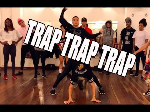 Rick Ross - Trap Trap Trap - Choreography by Cleiton Oliveira