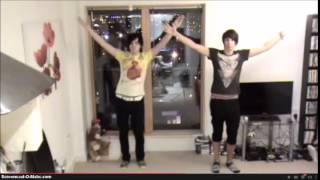 Dan And Phil Get Down (slowed version!)