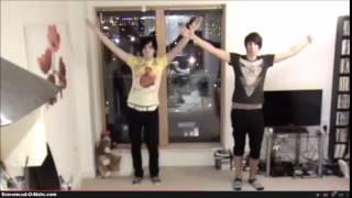 Dan And Phil Get Down (slowed version!)