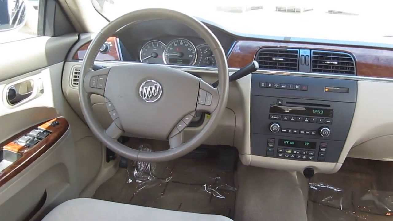 Beautiful 2005 Buick LaCrosse, Gold   STOCK# 606869   Interior