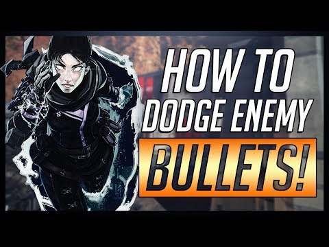 Apex Legends- How To Dodge Enemy Bullets In Season 2! (Advanced Movement Guide)