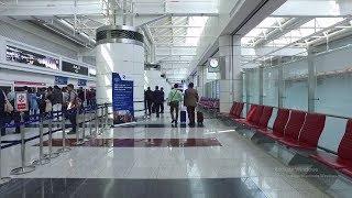 Dubai Dxb Airport Terminal 1 Arrival (hd) Concourse D