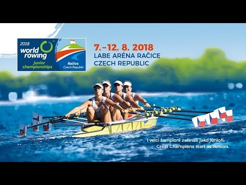 2018 World Rowing Junior Championships - Thursday 9 August